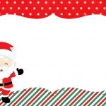 Convite Kit Natal Papai Noel