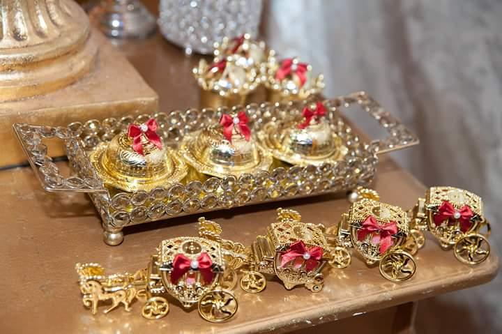 Festa Infantil Coroa de Princesa da Isabela 6