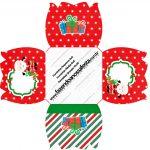 Forminhas docinhos Kit Natal