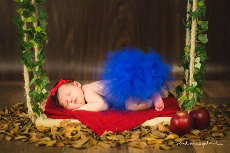 Ideias Incríveis de Ensaios Fotográficos para bebês - By Veridiana Gabriel Fotografia 2