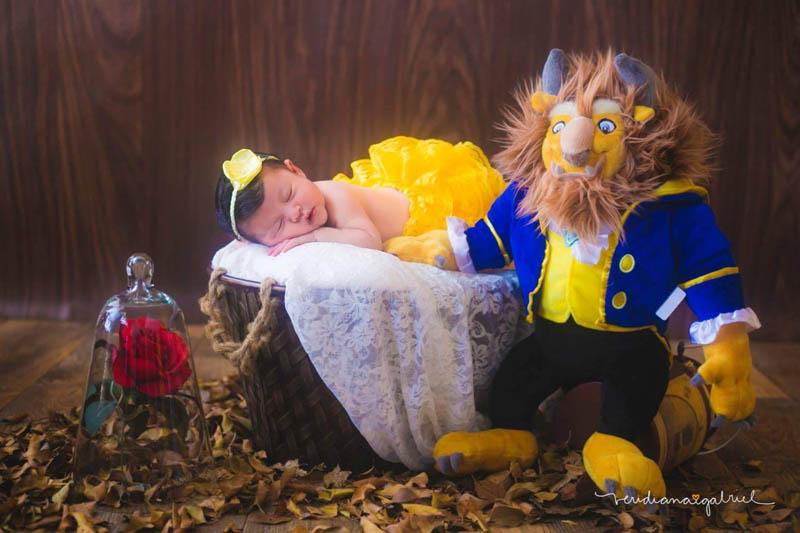 Ideias Incríveis de Ensaios Fotográficos para bebês - By Veridiana Gabriel Fotografia 3