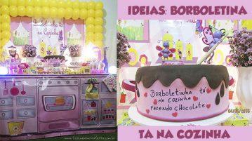 Ideias para Festa Borboletinha ta na Cozinha 9