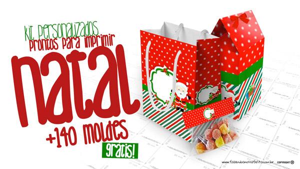 Kit Especial de Natal