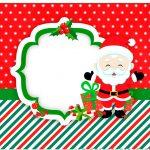 Marmitinha Grande Natal Papai Noel