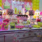 Mesa dos doces Festa Borboletinha tá na Cozinha