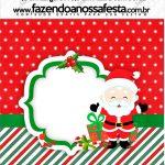 Mini Pastilha Docile Natal Papai Noel