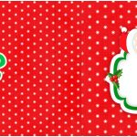 Mini Talento Natal Papai Noel