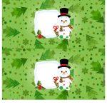 Molde Cofrinho Personalizado para Natal 2