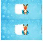 Molde Cofrinho para Natal 11