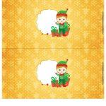 Molde Cofrinho para Natal 26