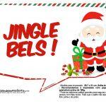 Plaquinhas Divertidas Natal Papai Noel 28
