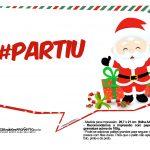 Plaquinhas Divertidas Natal Papai Noel 29