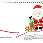 Plaquinhas Divertidas Natal Papai Noel 33