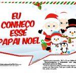 Plaquinhas divertidas para fotos de Natal 12