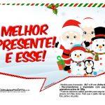 Plaquinhas divertidas para Natal 8