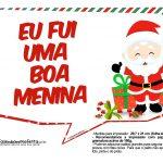 Plaquinhas Natal Papai Noel 5