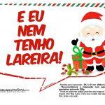 Plaquinhas Natal Papai Noel 09