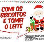 Plaquinhas Divertidas Natal Papai Noel 10