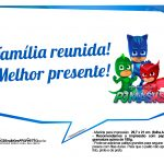 Plaquinhas Divertidas PJ Masks 6