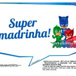 Plaquinhas Divertidas PJ Masks 8