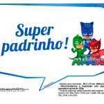 Plaquinhas Divertidas PJ Masks 9