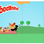 Rótulo toddynho Kit Festa Picnic