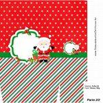 Sacolinha Surpresa 2-2 Natal Papai Noel