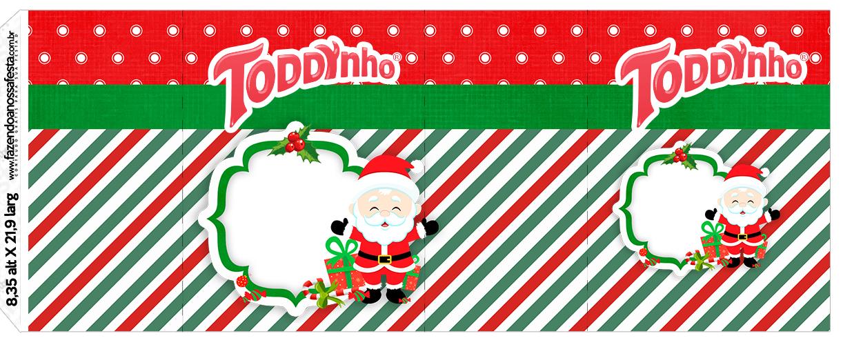 Toddynho Natal Papai Noel