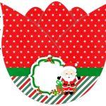 Tulipa Natal Papai Noel