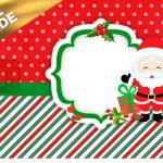 Vale Brinde Natal Papai Noel