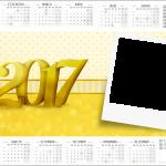 Convite Calendário 2016 Ano Novo 2017