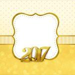 Cofrinho Ano Novo 2017