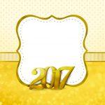 Convite para Festa Ano Novo 2017