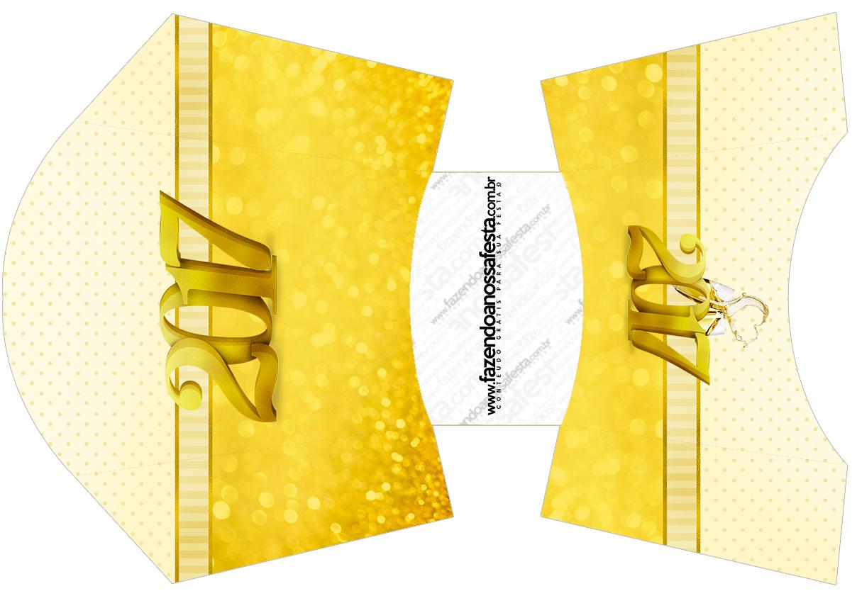 Envelope Fritas Ano Novo 2017