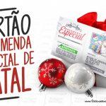 Etiqueta para Presente de Natal Grátis