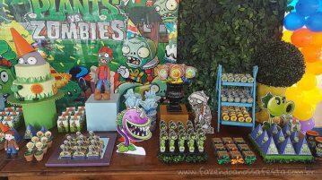 Festa Plants x Zombies