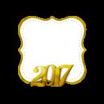 Frame Ano Novo 2017