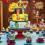 Ideias para Festa Minions Super-Heróis