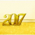 Lata de leite Ano Novo 2017
