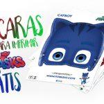 Máscaras PJ Mask