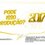 Plaquinhas para Ano Novo 2017 3
