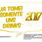 Plaquinhas Ano Novo 2017 4