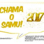 Plaquinhas Ano Novo 2017 5