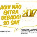 Plaquinhas Divertidas Ano Novo 2017 15