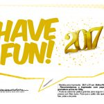 Plaquinhas divertidas Ano Novo 2017 20