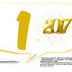 Plaquinhas divertidas Ano Novo 2017 28