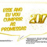 Plaquinhas divertidas Ano Novo 2017 31