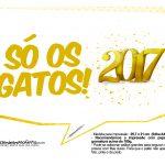 Plaquinhas divertidas Ano Novo 2017 32