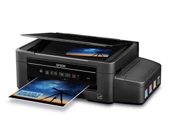 Que impressora usar Epson L375