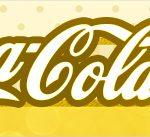 Rótulo Coca-cola Ano Novo 2017